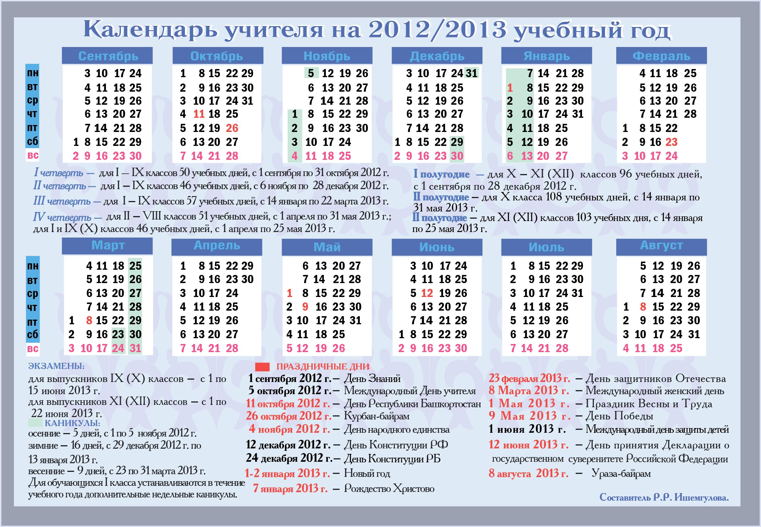 Календарь событий 2016 праздники именины дни городов